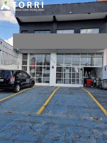 Imagem 1 de 30 de Salão Comercial À Venda Na Vila Augusta - Sl00021 - 69495971