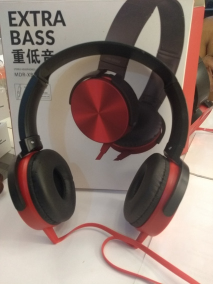 Extra Bass Mdr-xb450ap Estéreo Confortável