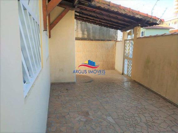 Casa 2 Quartos 2 Vagas Prox Ao Mar - V78