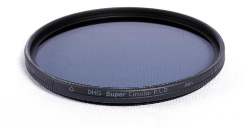 Filtro Marumi Polarizador Pld Super Dhg Ø 77mm P/ Digital