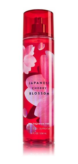 Bath Body Works Fragancia Mista Japanese Cherry Blossom 236m