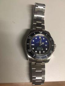 Relógio Rolex Deepsea - See-dweller - Réplica