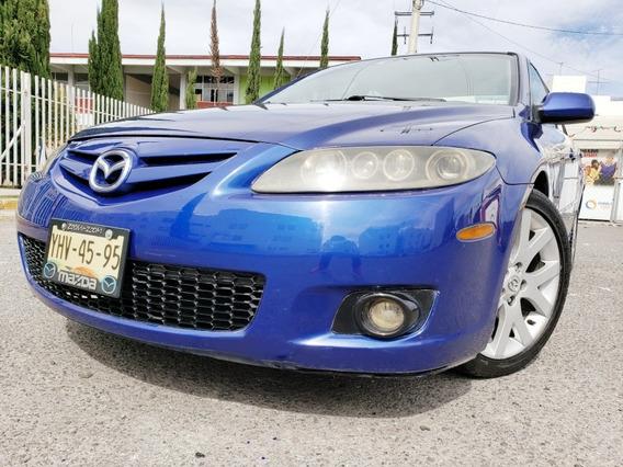 Mazda Mazda 6 3.0 S Grand Sport 5vel Piel Qc Mt 2006