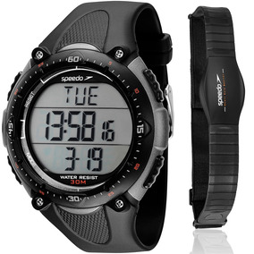 Relógio Monitor Speedo Cardíaco 80565g0epnp2 C/nf-e