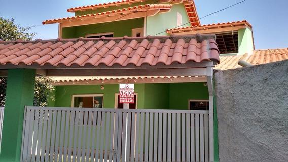 Casa Duplex Em Itaipuaçu Com 3 Quartos E Churrasqueira - 195