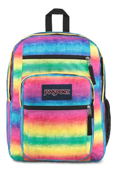 Morral Rainbow Sparkle Big Student - Jansport