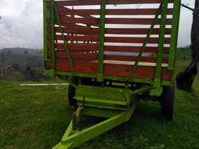 Remolque Trailer Para Tractor