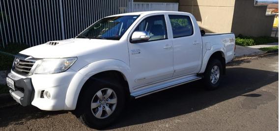 Toyota Hilux 3.0 Cd 4x4 Srv 2012/2013 Aut. Turbo Diesel