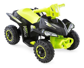 Moto Cuatrimoto Montable Electrico Niños Soporta 50 Kilos