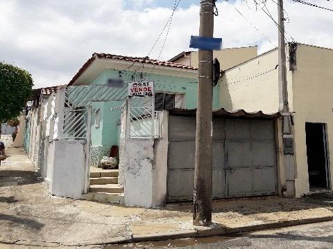 Casa À Venda Na Vila Assis - Sorocaba/sp - Ca08654 - 4875279
