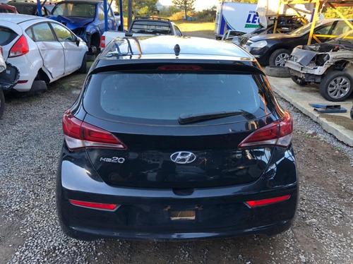 Imagem 1 de 10 de Hyundai Hb20 2016 1.0 3 Cilindros Sucata - Rs Auto Peças