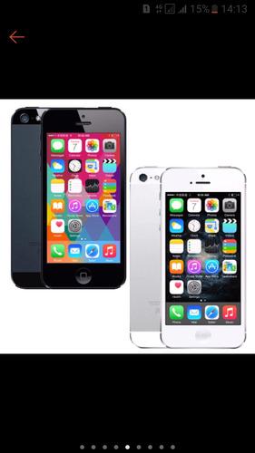 iPhone 5 32 Gb Usado 95% Bateria Caixa Todos Acessorios