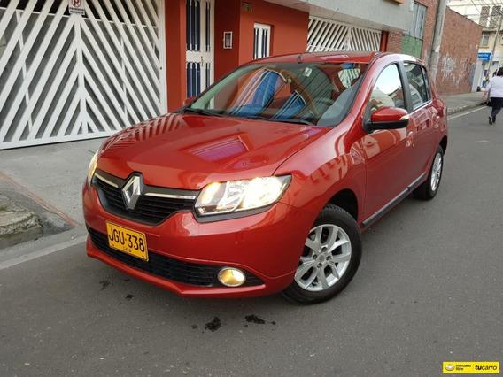 Renault Sandero New Dinamique 1.6 M.t Edición