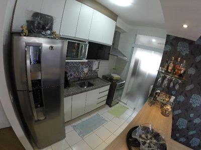 Apartamento Residencial À Venda, Campestre, Santo André. - Ap49360