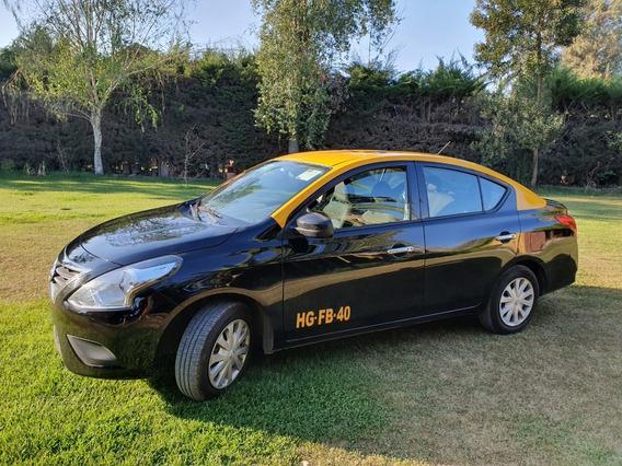Taxi, Semi Nuevo, Nissan Versa, 5200km.(derechos Incluidos)