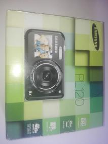 Camara Fotográficas Samsung Pl120 Doble Pantalla Usada