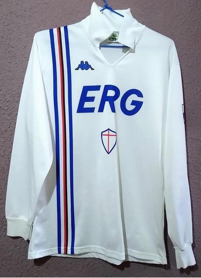 Camisa Da Sampdoria Anos 80
