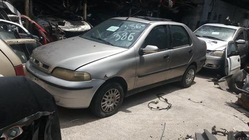 Sucata Fiat Siena Elx 2001/2001 (somente Peças)