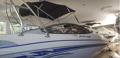 Lancha Focker 240