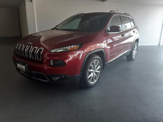 Jeep Cherokee Crossover 5p Limited 4x2 L4/2.4 Aut