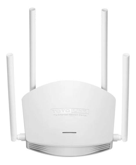 Router Repetidor Inalambrico 2.4ghz 4 Antenas 600 Mbps