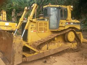 Trator De Esteira Caterpillar D6r-xl Ano: 2002