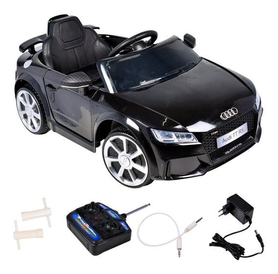 Carro Elétrico Infantil Audi Tt Rs Controle 921900 Belfix