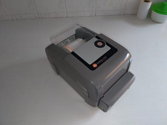 Impressora Datamax E-class Com Guilhotina -térmica E Ribbon