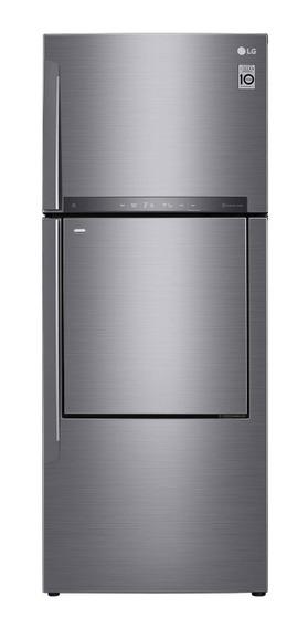 Refrigerador Alpha 7 441l LG Gc-a502hlhu - Garantía Oficial