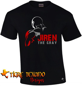Playera Anime Dragon Ball Jiren Gray By Tigre Texano Designs