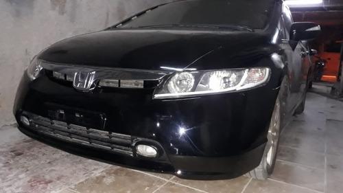 Imagen 1 de 8 de Honda Civic 2009 1.8 Exs Mt