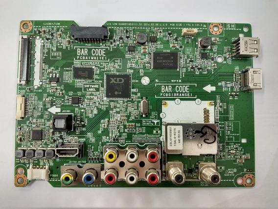 Placa Principal Tv Lg 32lb5600b Eax657103001(1.5)