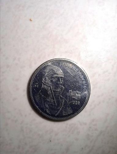 Imagen 1 de 1 de Moneda Un Peso 1986