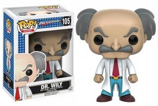 Funko Pop! Dr. Wily 105 - Megaman