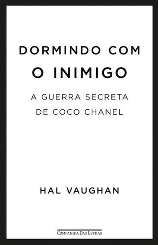 Livro Dormindo Com O Inimigo - Hal Vaughan