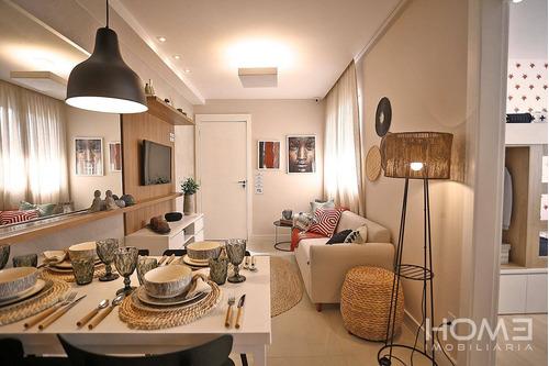 Imagem 1 de 27 de Apartamento Com 2 Dormitórios À Venda, 40 M² Por R$ 183.000,00 - Campo Grande - Rio De Janeiro/rj - Ap1180