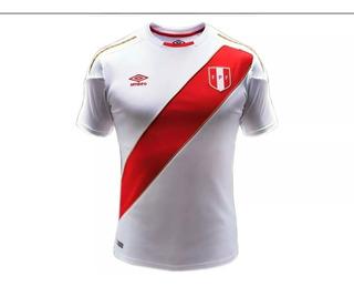 Remato Camiseta Perú 2018 Talla M !!!