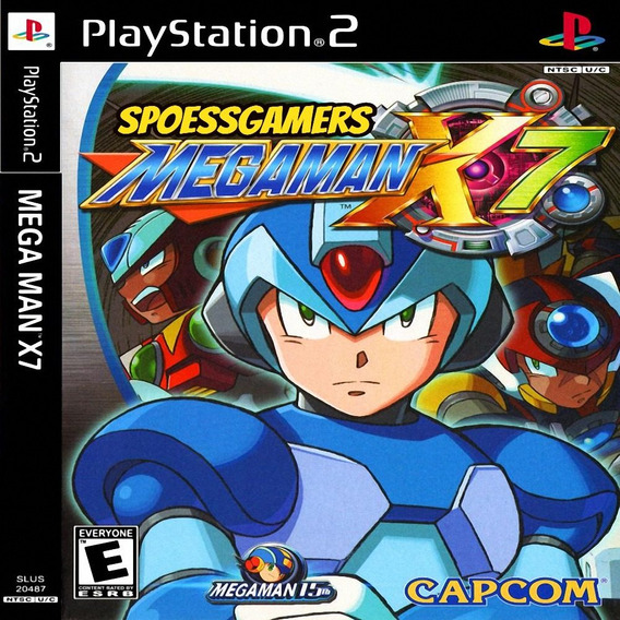 Megaman X7 Ps2 Patch .