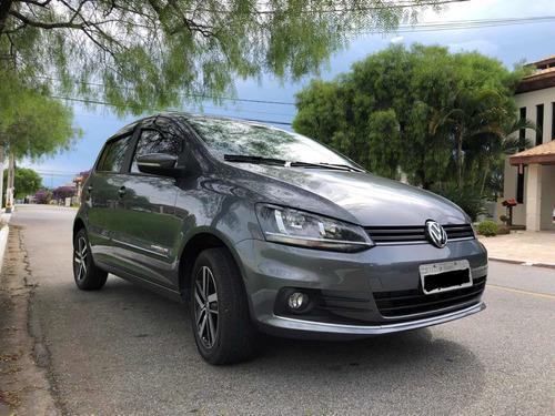 Volkswagen Fox 2017 1.6 Comfortline Total Flex 5p