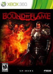 Bound By Flame Xbox 360 Novo Lacrado Alemão Games