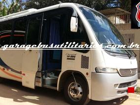 Micro Onibus Marcopolo Senior Mb Ano 2003 Com Ar!ref 830