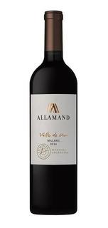 Allamand Valle De Uco Malbec 2017 - Caja X 6 Botellas (750