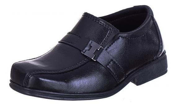 Sapato Social Infantil Ref 625 Do 20 Ao 27