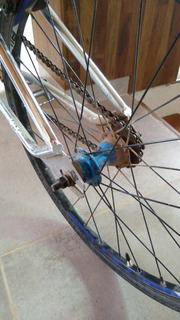Bicicleta Bmx Racer Gt Junior. Años 90