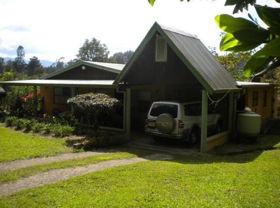 Convencional Casa De Campo En Arroyo Frio Constanza