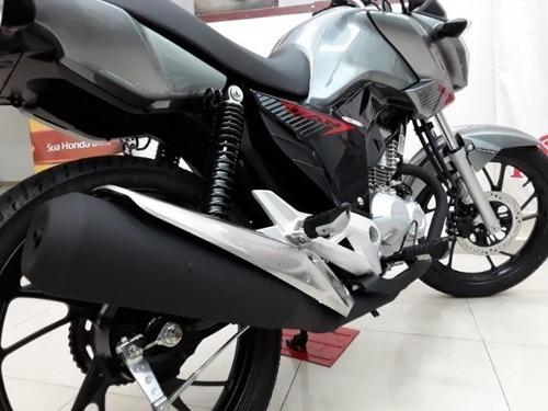 Honda Cg 160 Fan Cbs - Injeção Elet Flex Poucas Unidades