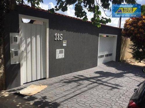 Imagem 1 de 19 de Casa Com 2 Dormitórios À Venda, 170 M² Por R$ 440.000,00 - Cidade Jardim - Sorocaba/sp - Ca2653