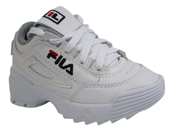 Zapatos Para Niñ@ Fila
