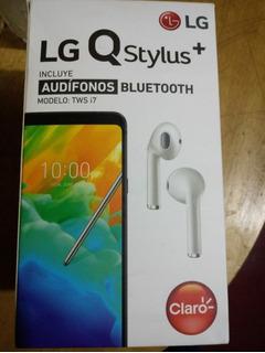 Lg Q Stylus Plus + Audifonos/ 4ram 64 Gbs/ 16mp/ 8mp. 3300mh