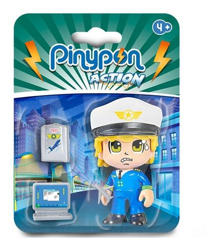Pinypon Action Figura En Blister Con Accesorios Educando